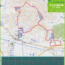 大半马及团队跑路线图