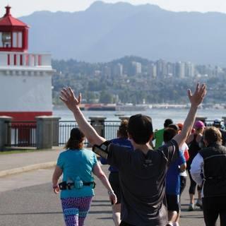 2016温哥华马拉松