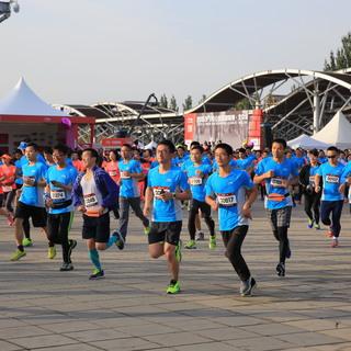 2015李宁中国10公里路跑联赛北京站