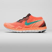 Nike 耐克  Free 3.0 Flynit 2015 版 女款