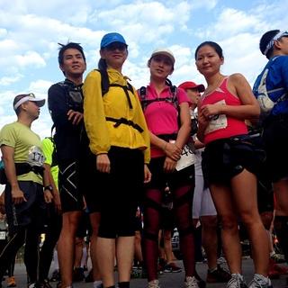 2013威斯杯杭州西湖跑山赛